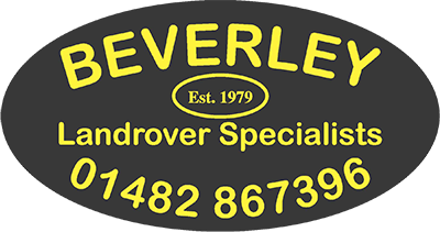 Beverly Landrover specialists logo